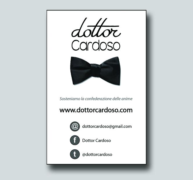 biglietti da visita_Dottor Cardoso