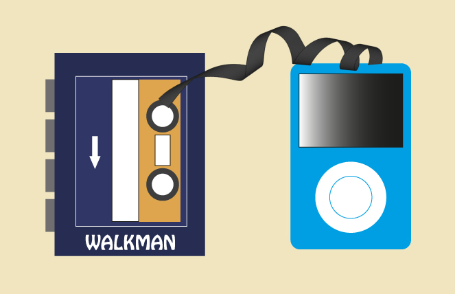 Walkman_iPod